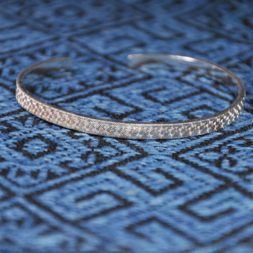 Fine Silver Bracelet - Sky Collection - Lucky Clouds