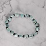 Light Blue - Turquoise Handmade Tibetan Bracelet