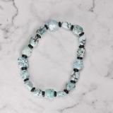 Growth - Turquoise Handmade Tibetan Bracelet