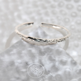 Online Shop - Chinese Yunnan Fine Silver Bracelet   LIGHT STONE