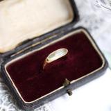 Grape - Elegant Prehnite 925 Silver Ring