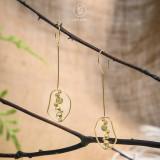 Rain of the season - 925 Silver Earrings