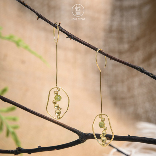 Rain of the season - 925 Silver Earrings