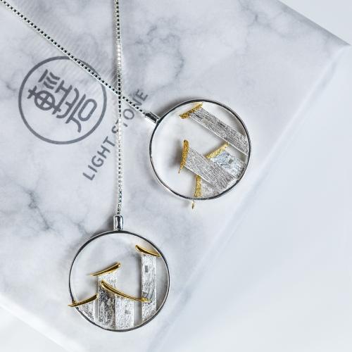 Huizhou - Creative 925 Silver Earrings