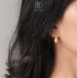 Happiness - 925 Silver Earrings