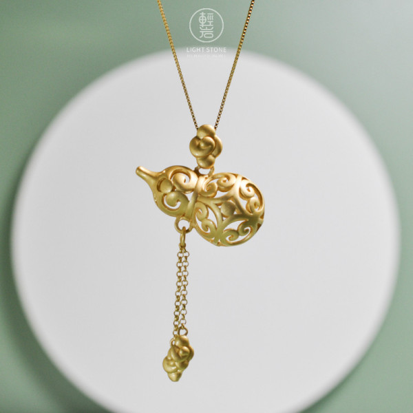 Silver Hulu - 925  Silver Necklace