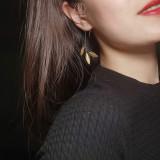 Leaves  - 925 Sterling Silver Earrings