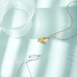 Leaves' World -  Sterling Silver Earrings