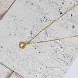 Sunrise - Silk Road - Sterling Silver Necklace