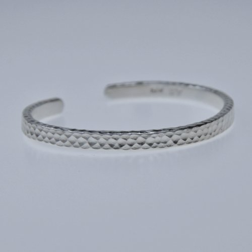 Fine Silver Bracelet - Sky Collection - Clouds