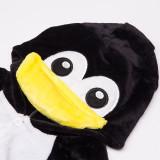 Kids Penguin Onesie Kigurumi Pajamas Kids Animal Costumes for Unisex Children