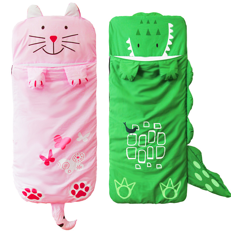 Little Kids Plush Animal Sleeping Bag for Baby(0-3Year)