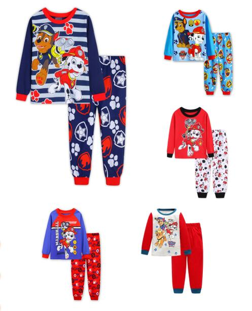 Toddler Boy 2 Pieces Pajamas Sleepwear The Octonauts Long Sleeve Shirt & Leggings Set