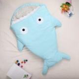 Baby Shark Blanket Plush Animal Sleeping Bag for Baby(0-18Month)