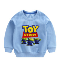 Toddler Boy Print Slogan Toy Long Sleeve Sweatshirt