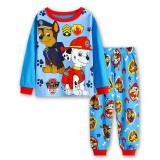 Toddler Boy PAW Patrol Pajamas Sleepwear Long Sleeve Shirt & Leggings Set