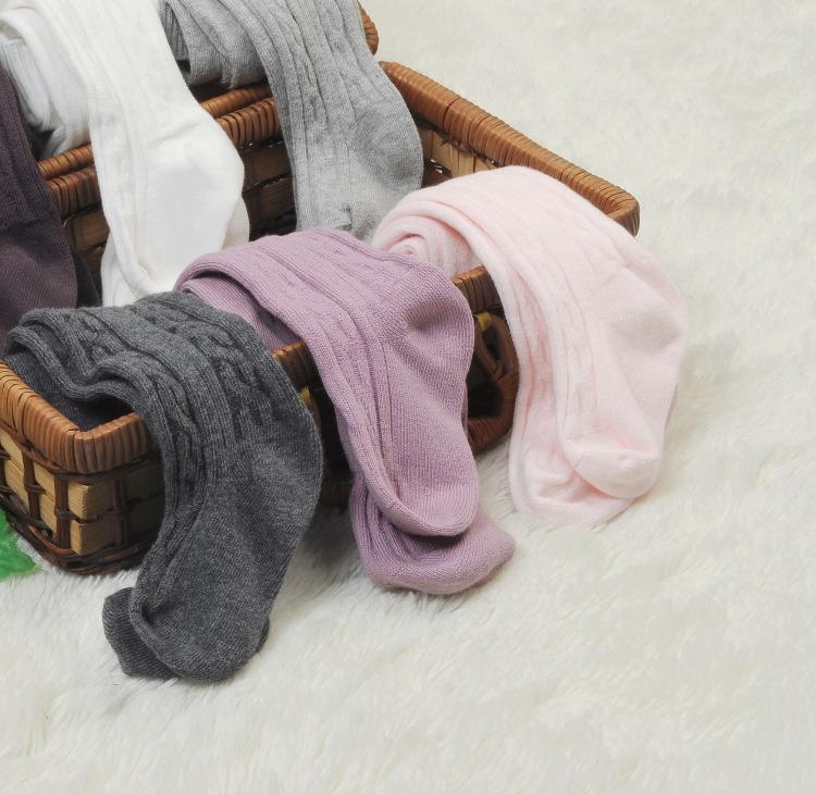 Baby Toddler Girls Tights Whorl Pantyhose Cotton Warm Leggings Stockings