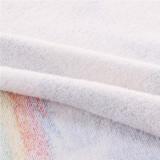 Baby My Little Pony Hooded Bathrobe Towel Bathrobe Cloak Size 24 *47