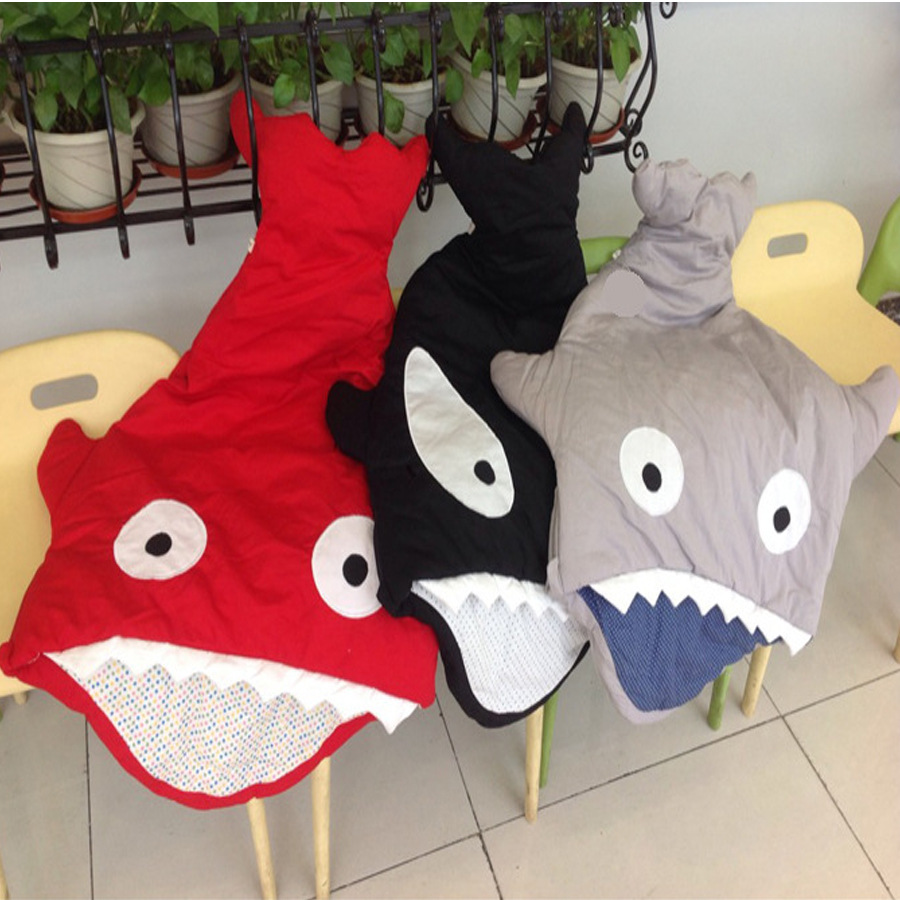 Baby Shark Blanket Plush Animal Sleeping Bag for Baby(0-18Month)