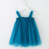 Girls Tutu Slip Dresses