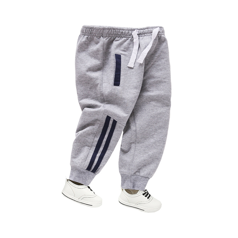 Boys Stripes Jogger Pant Bottoms