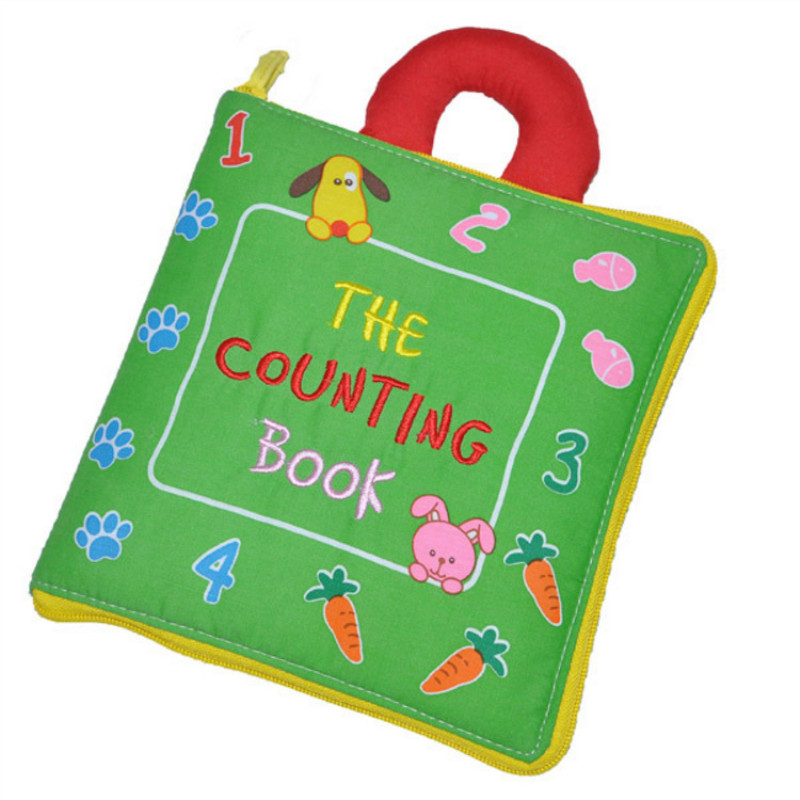 Baby's First Story Cloth Book The Counting Book