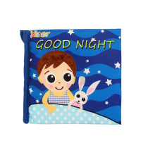 Baby's First Story Cloth Book Good Night