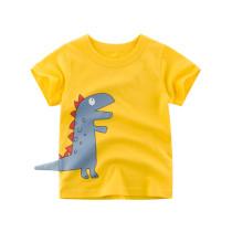 Boys Print Dinosaur T-shirt