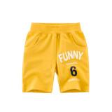 Boys Slogan Summer Shorts
