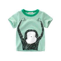 Boys Print Gorilla T-shirt