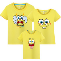 Matching Family Prints Simpson Famliy T-shirts