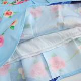 Kid Girl Print Princess Flowers A-line Dresses