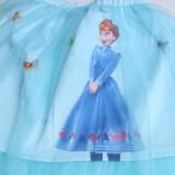 Kid Girl Print Princess Tutu Skirts