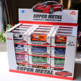Free Give Away 1 Car Random Color. Alloy Model 1/87 Scale Pull Back Vehicles Toy Cars For 3Y+ Kids