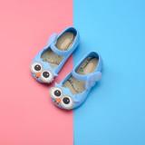 Kid Toddler Girl Cartoon 3D Owl Jelly Flats Shoes