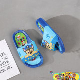 Toddlers Kids Cartoon PAW Patrol Flat Beach Slippers
