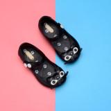Kid Toddler Girl Cartoon 3D Cute Cat Jelly Flats Shoes