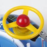 Toddler Kids Pool Floats Inflated Swimming Print Cartoon Sitting Swimming Circle With Steering Wheel (Thomas,PAW Patrol)