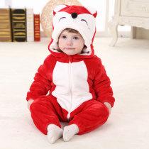 Baby Fox Onesie Kigurumi Pajamas Kids Animal Costumes for Unisex Baby