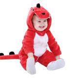 Baby Dinosaur Onesie Kigurumi Pajamas Kids Animal Costumes for Unisex Baby
