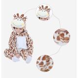 Baby Giraffe Onesie Kigurumi Pajamas Kids Animal Costumes for Unisex Baby