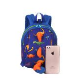 Kindergarten School Backpack 3D Dinosaur Bag Bookbag For Toddlers