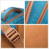 Primary School Backpack Bag Oxford Fabric Lightweight Waterproof Bookbag