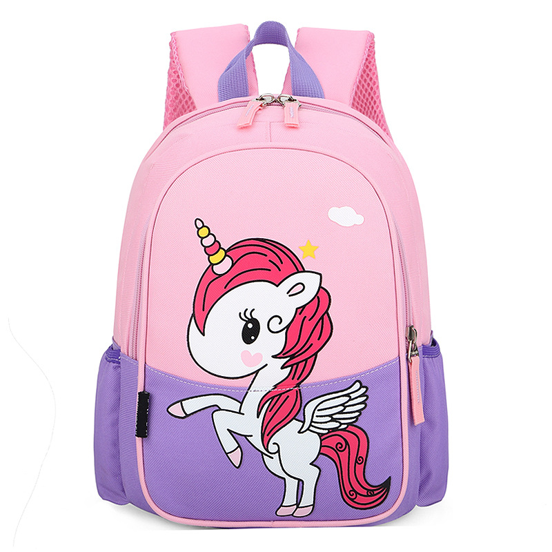 Primary School Backpack Bag Unicon Lightweight Waterproof Bookbag