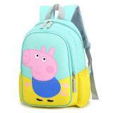 Kindergarten School Backpack Peppa Pig Bag Bookbag For Toddlers Kids