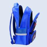 Primary School Backpack Bag Boy Marvel Spiderman Lightweight Waterproof Bookbag With Crossbag
