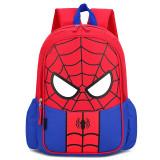 Primary School Backpack Bag Spiderman Lightweight Waterproof Bookbag