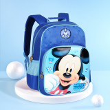 Primary School Backpack Bag Flowers Lightweight Waterproof Bookbag