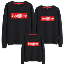 Matching Family Prints Slogan Peppa Pig Famliy Sweatshirts Top