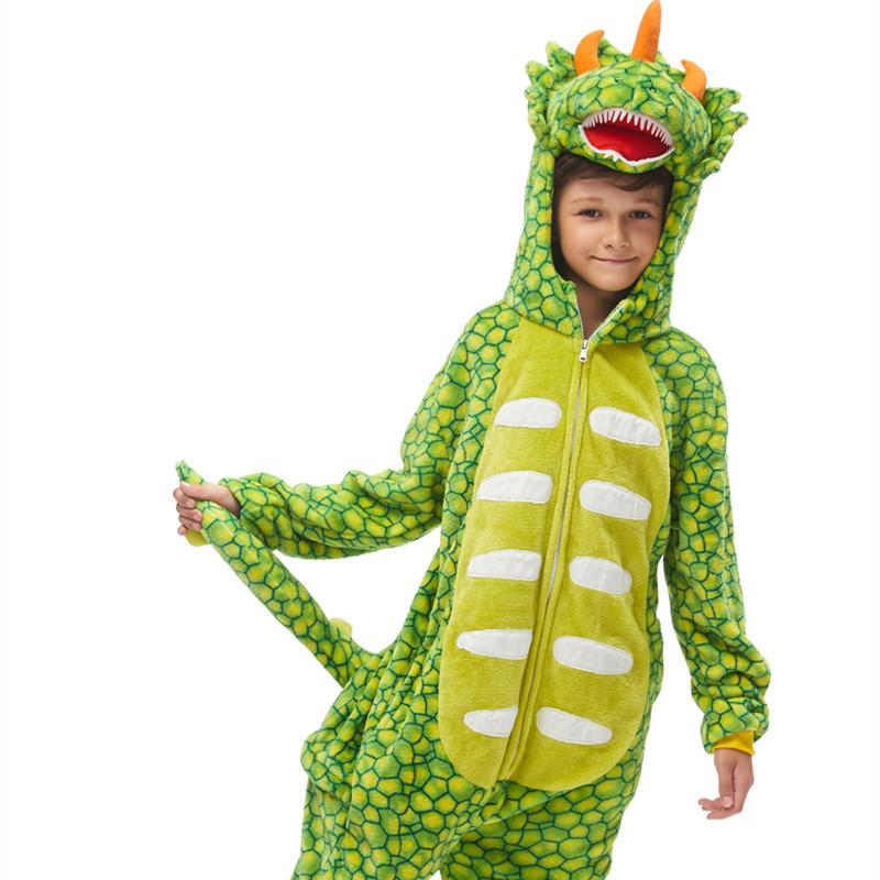 Lifeye Adult Triceratops Pajamas Animal Cosplay Costume